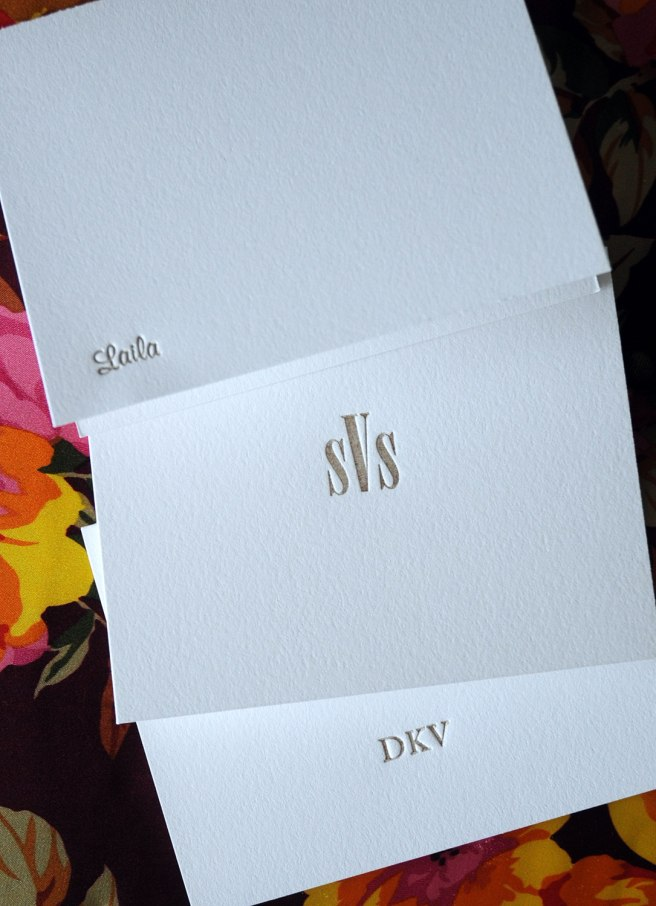 letterpress, stationery, handmade, 622 press