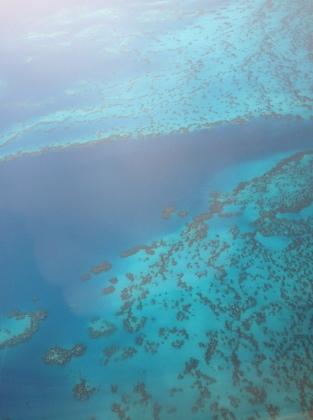 Bermuda has the bluest water I've ever seen
