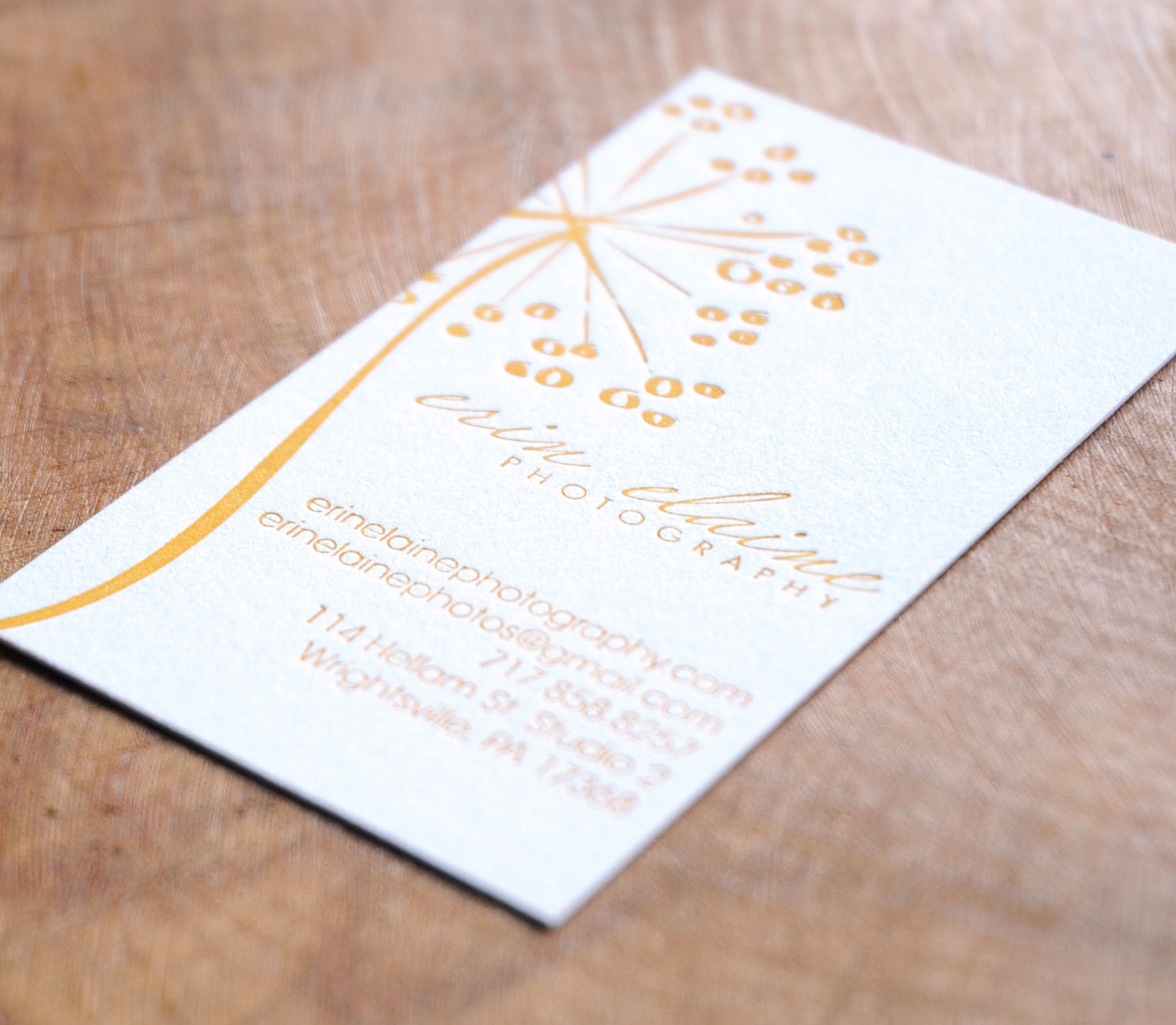 Custom letterpress business cards 622 press letterpress goods httpsetsylisting173190577250 colourmoves