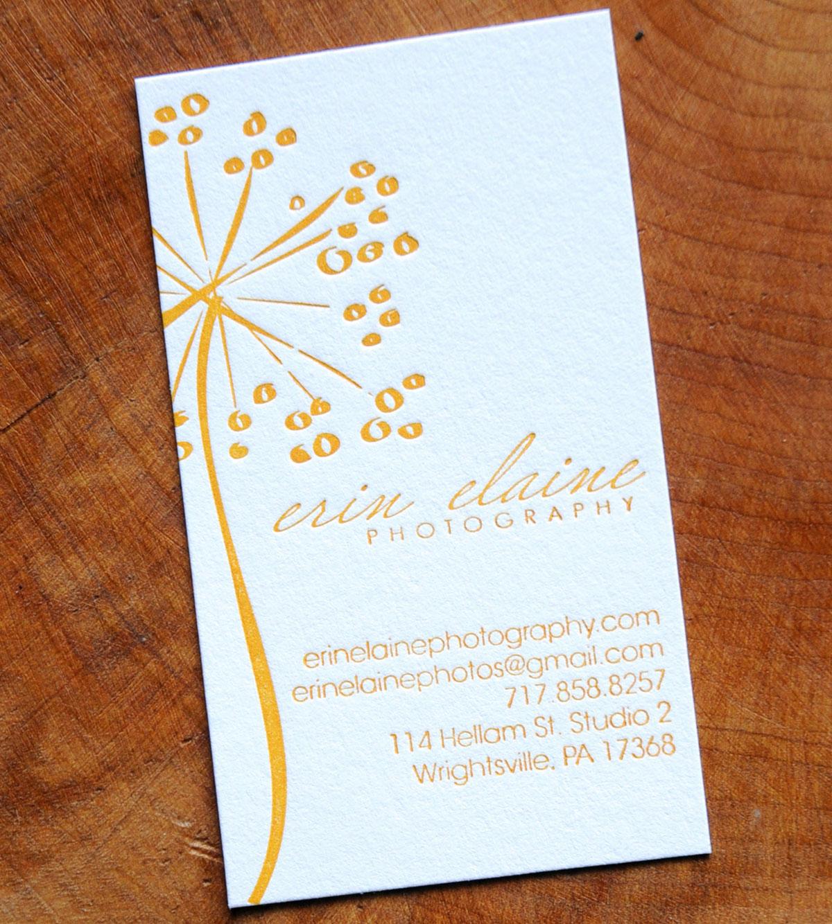 Custom letterpress business cards 622 press letterpress goods ee7852 colourmoves