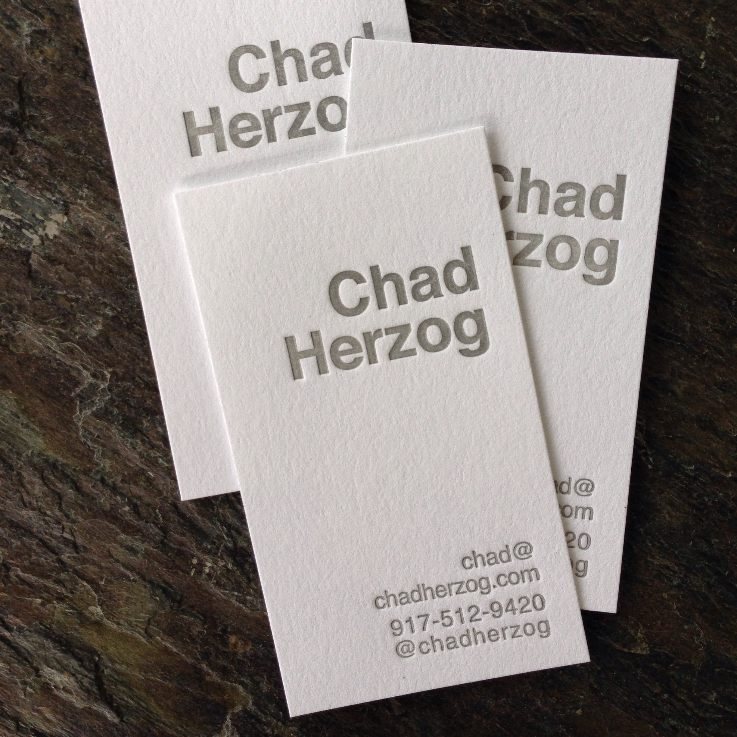 Custom letterpress business cards 622 press letterpress goods img2720 colourmoves