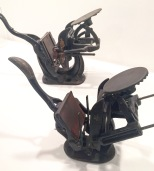 I love these miniature presses